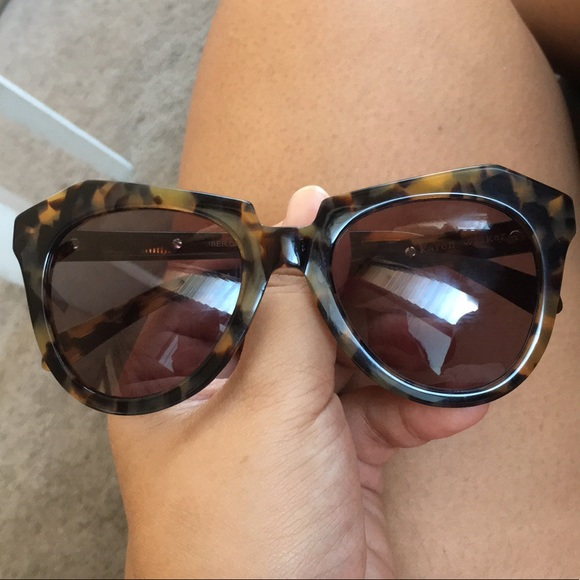 "b88f1db87fc Karen Walker Accessories - Karen Walker ""Number 1"" Sunglasses"